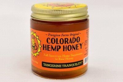 Hemp Honey Tangerine